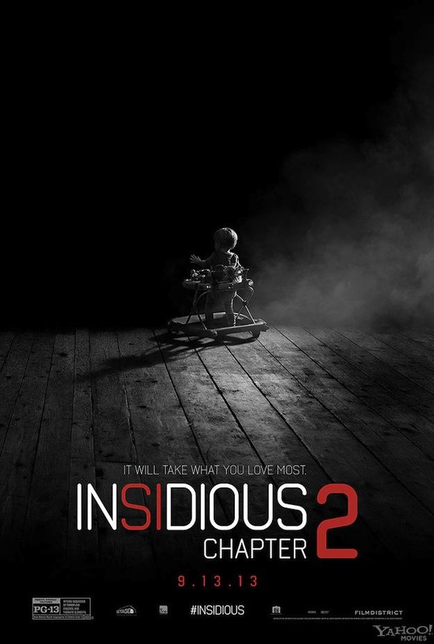 Insidious Chapter 2 วิญญาณยังตามติด ภาค 2