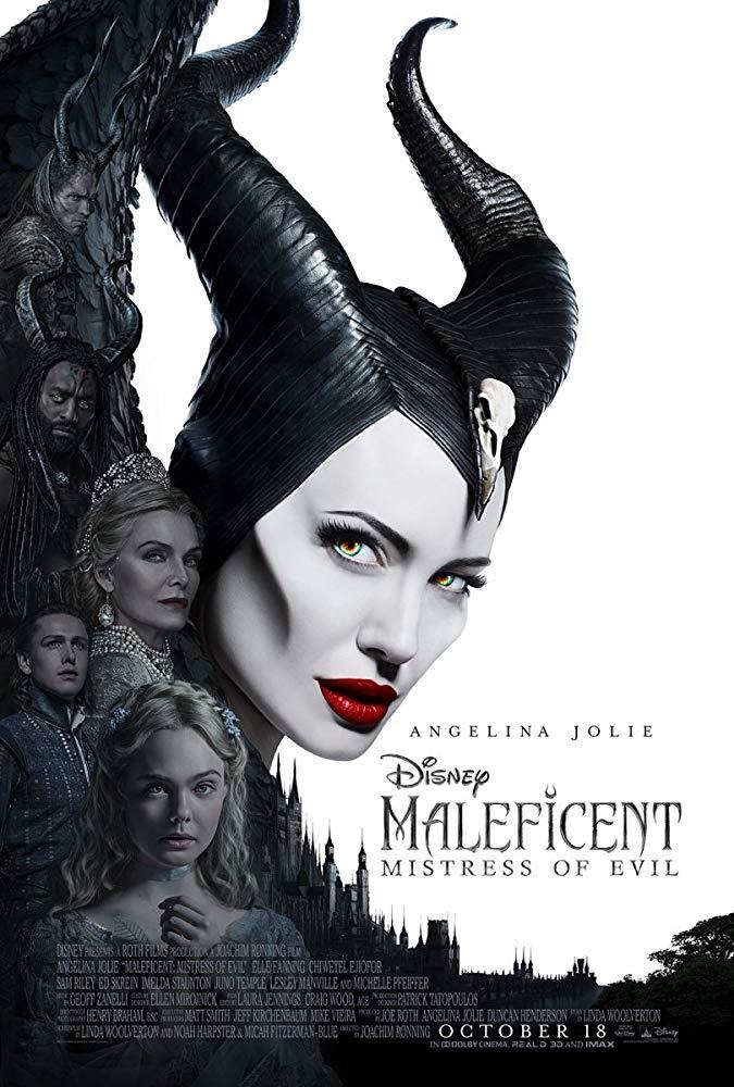 Maleficent- Mistress of Evil มาเลฟิเซนต์- นางพญาปีศาจ (2019)