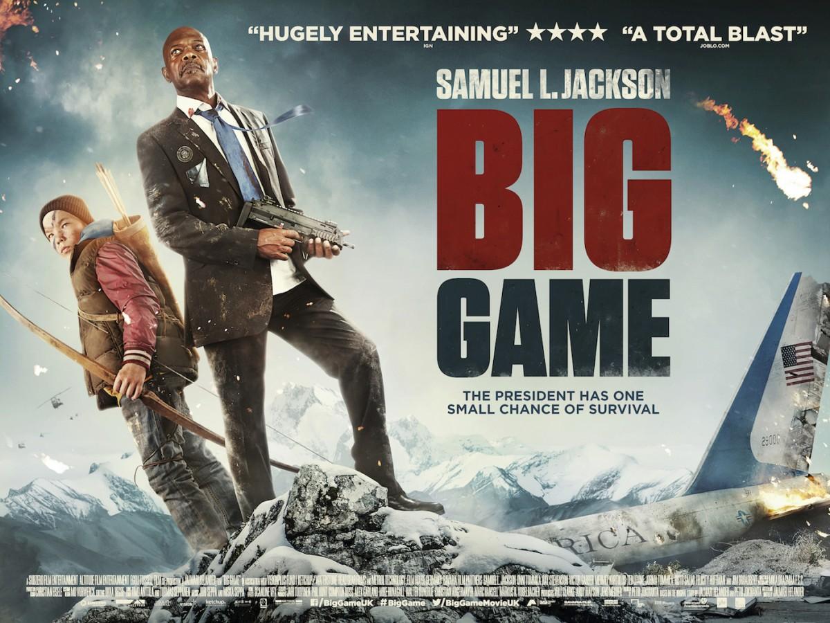 Big Game เกมล่าประธานาธิบดี