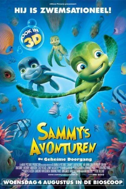 Sammy's Adventures- The Secret Passage แซมมี่ ต.เต่าซ่าส์ไม่มีเบรค