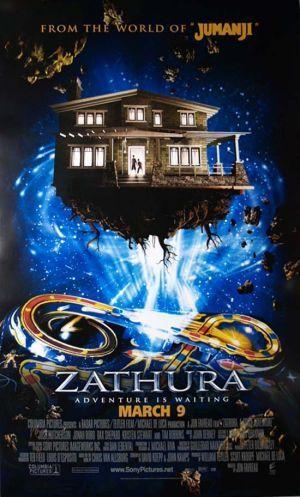 Zathura A Space Adventure เกมทะลุมิติจักรวาล