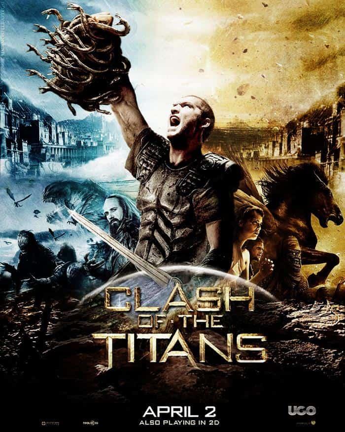 Clash of the Titans (2010) สงครามมหาเทพประจัญบาน