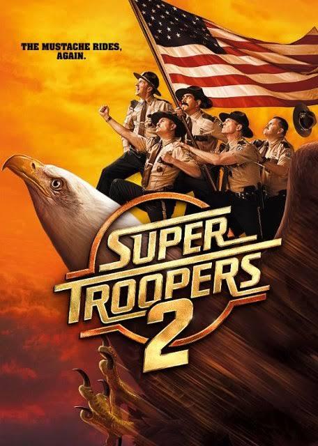 Super Troopers 2 (2018) ซุปเปอร์ ทรูปเปอร์ 2
