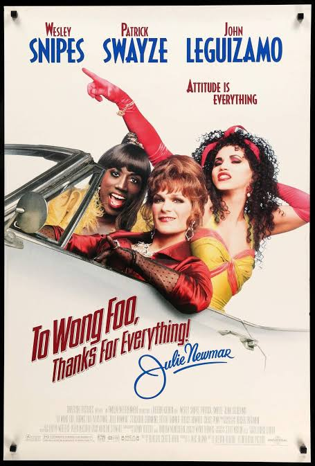 To Wong Foo Thanks for Everything Julie Newmar (1995)