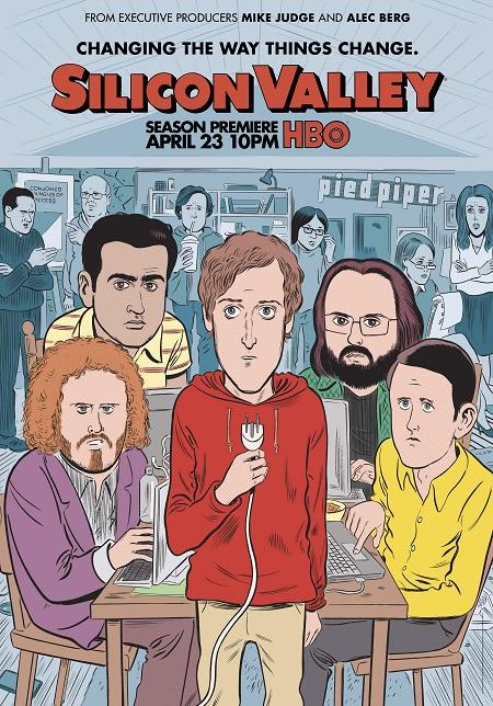 Silicon Valley Season 4 รวมพลคนอัจฉริยะ ปี 4 ซับไทย EP1 – EP10 [จบ]