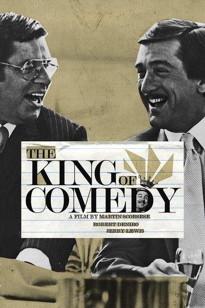 The King of Comedy (1982) ราชาแห่งความขบขัน