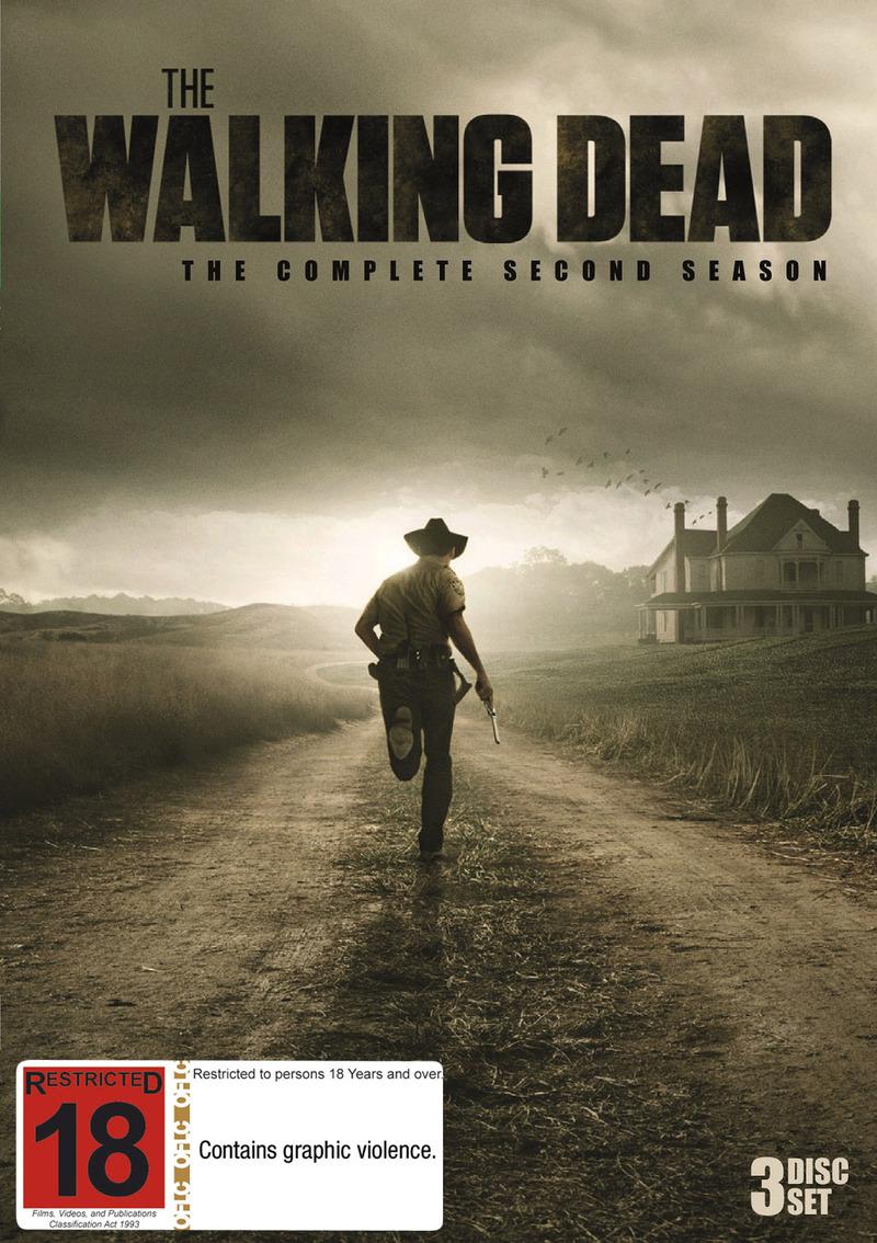THE WALKING DEAD SEASON 2 EP.1-EP.13 (จบ) พากย์ไทย