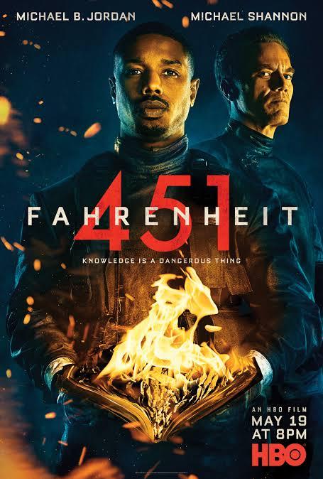 Fahrenheit 451 (2018) ฟาเรนไฮต์ 451