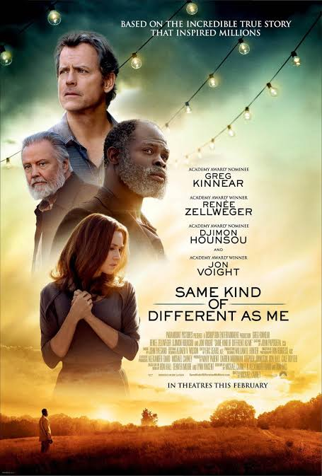 Same Kind of Different as Me (2017) เหมือนหรือต่าง ห่างแค่ใจ