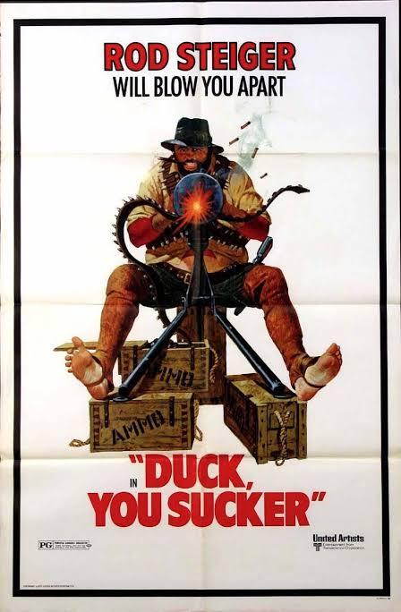 Duck You Sucker (1971) โครตโหดกระโดดยิงเป็ด