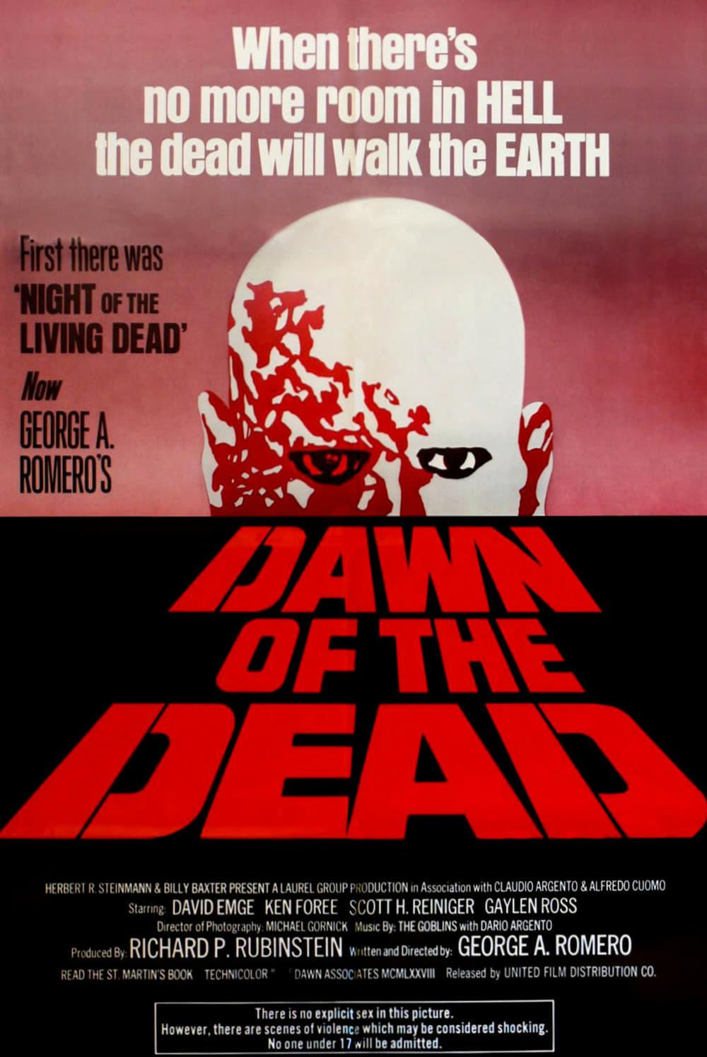 Dawn of the Dead (1978) ต้นฉบับรุ่งอรุณแห่งความ