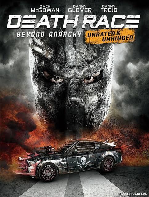 DEATH RACE 4 : BEYOND ANARCHY (2018) เดธ เรซ ซิ่ง สั่ง ตาย 4