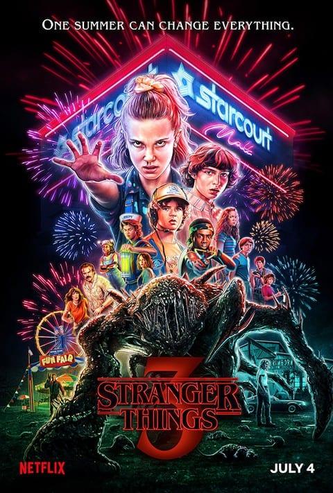 STRANGER THINGS SEASON 3 สเตรนเจอร์ ธิงส์ ปี 3 พากย์ไทย EP1 – EP8 [จบ]