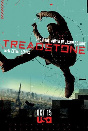 เทรดสโตน ปลุกชีพยอดจารชน TREADSTONE SEASON 1 ซับไทย EP1 – EP8