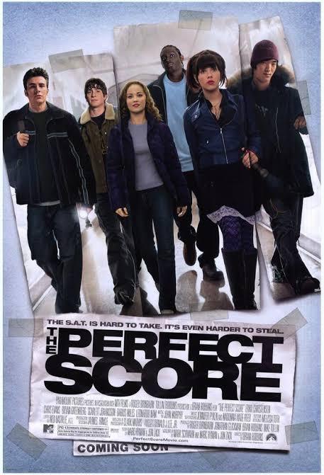 THE PERFECT SCORE (2004): 6 โจ๋แสบ มือแซงค์เหนือเมฆ