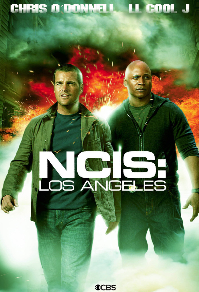 NCIS LOS ANGELES SEASON 7 ซับไทย EP.1-EP.24 (จบ)