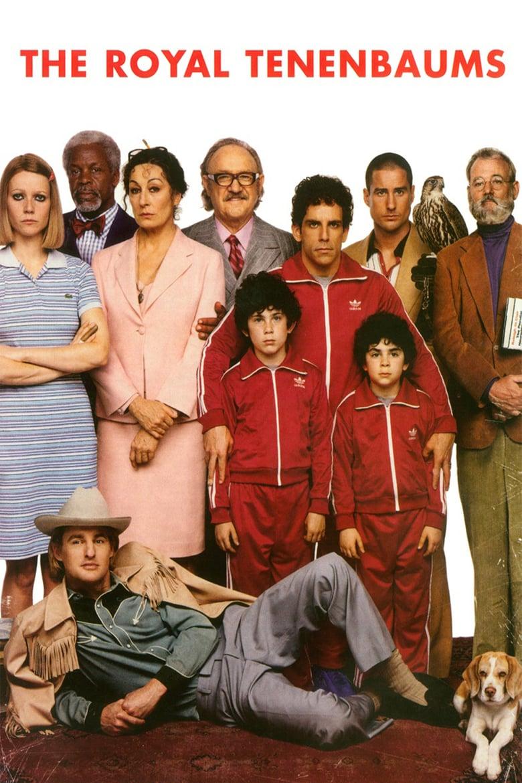 The Royal Tenenbaums (2001) เดอะ รอยัล เทนเนนบาว์ม ครอบครัวสติบวม