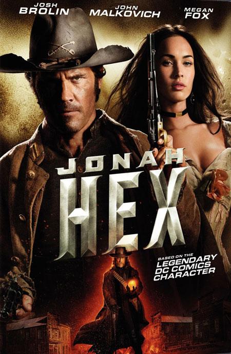 Jonah Hex (2010) โจนาห์ เฮ็กซ์ ฮีโร่หน้าบากมหากาฬ