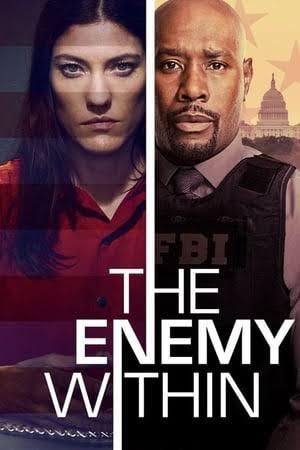 The Enemy Within Season 1 ซับไทย EP1 – EP12 [จบ]