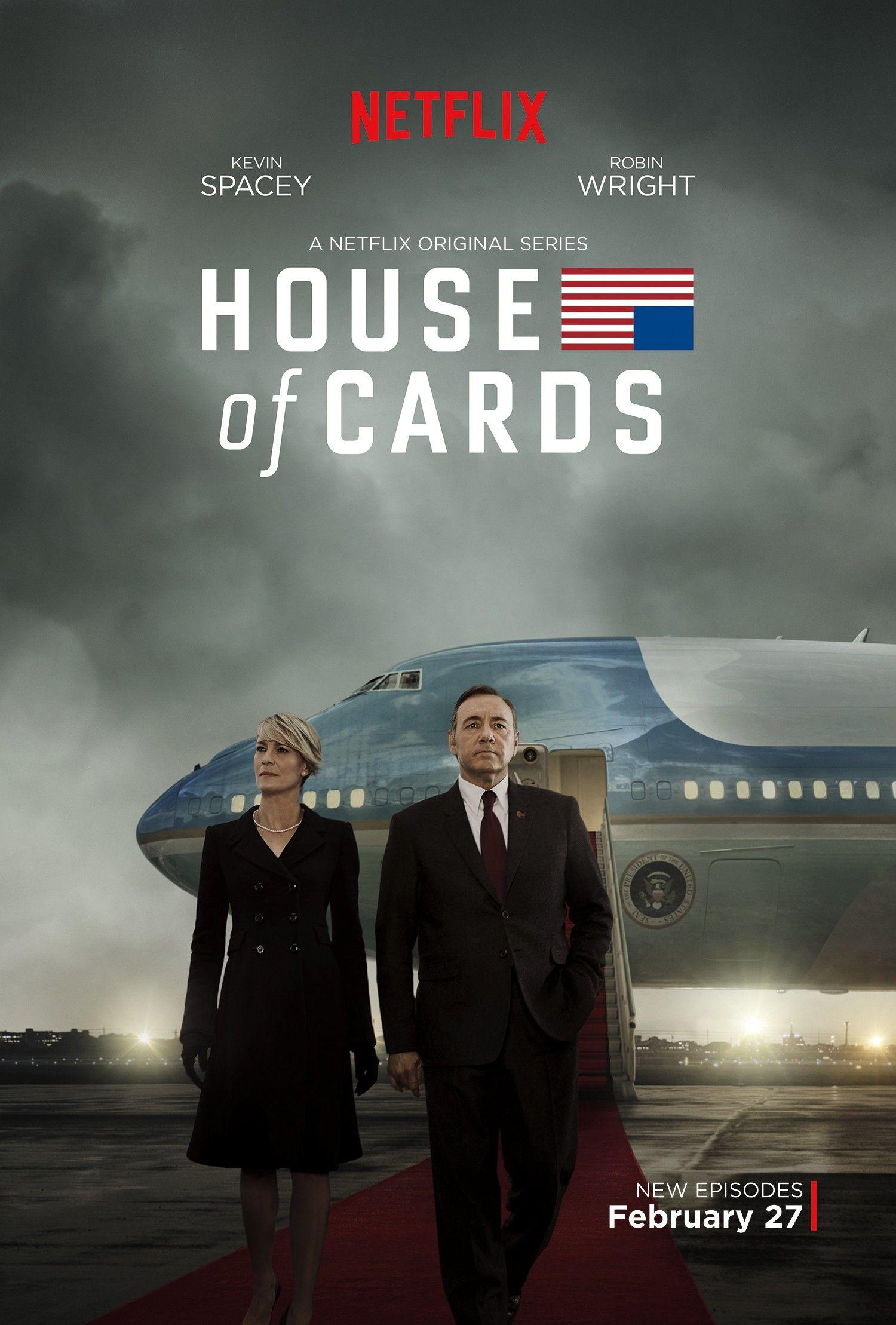 เกมส์อำนาจ ปี 3 House of Cards Season 3 ซับไทย EP1 – EP13 [จบ]
