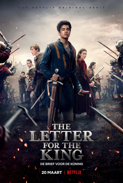 สารลับถึงราชา ปี 1 The Letter For The King Season 1 พากย์ไทย EP1 – EP6 [จบ]
