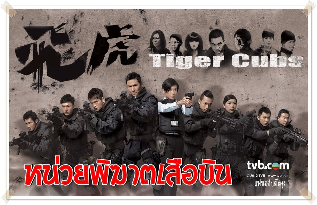 หน่วยพิฆาตเสือบิน [Tiger Cubs 2012] พากย์ไทย EP1 – EP13 [จบ]