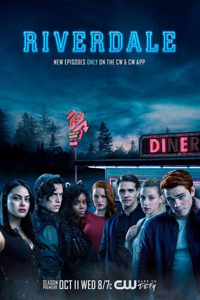 ริเวอร์เดล ปี 2 Riverdale Season 2 พากย์ไทย EP1 – EP22 [จบ]