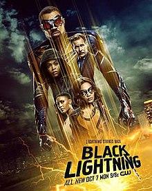สายฟ้าแห่งยุติธรรม ปี 3 Black Lightning Season 3 พากย์ไทย EP1 – EP16 [จบ]