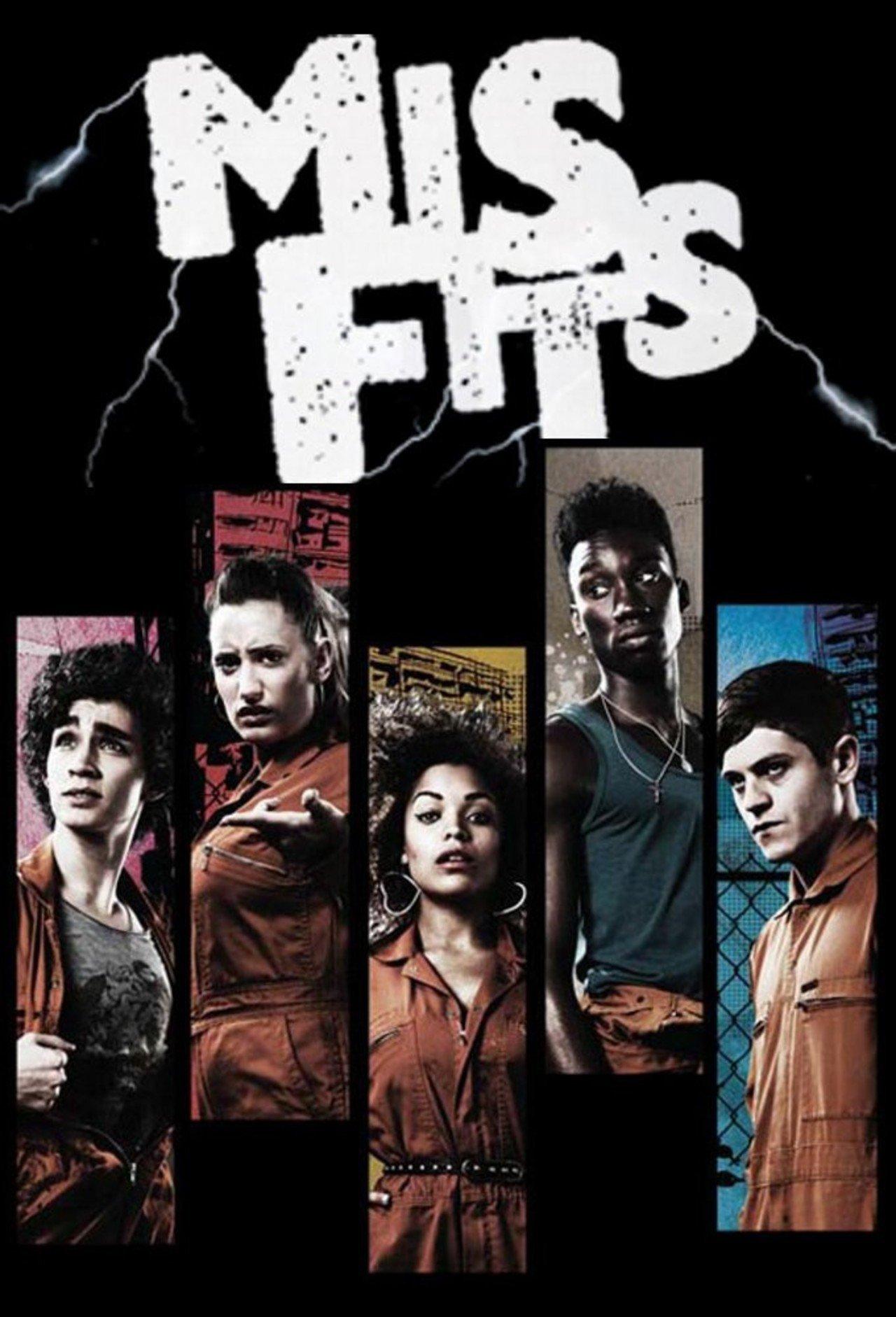 Misfits Season 1 ซับไทย EP1 – EP6 [จบ]