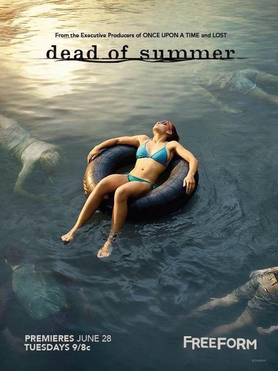 Dead of Summer Season 1 แคมป์หลอน ซ่อนตาย ซับไทย EP1 – EP10 [จบ]