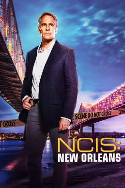 NCIS: New Orleans Season 6 (2019) ปฏิบัติการเดือด เมืองคนดุ ปี6 พากย์ไทย EP1 – EP20 [จบ]