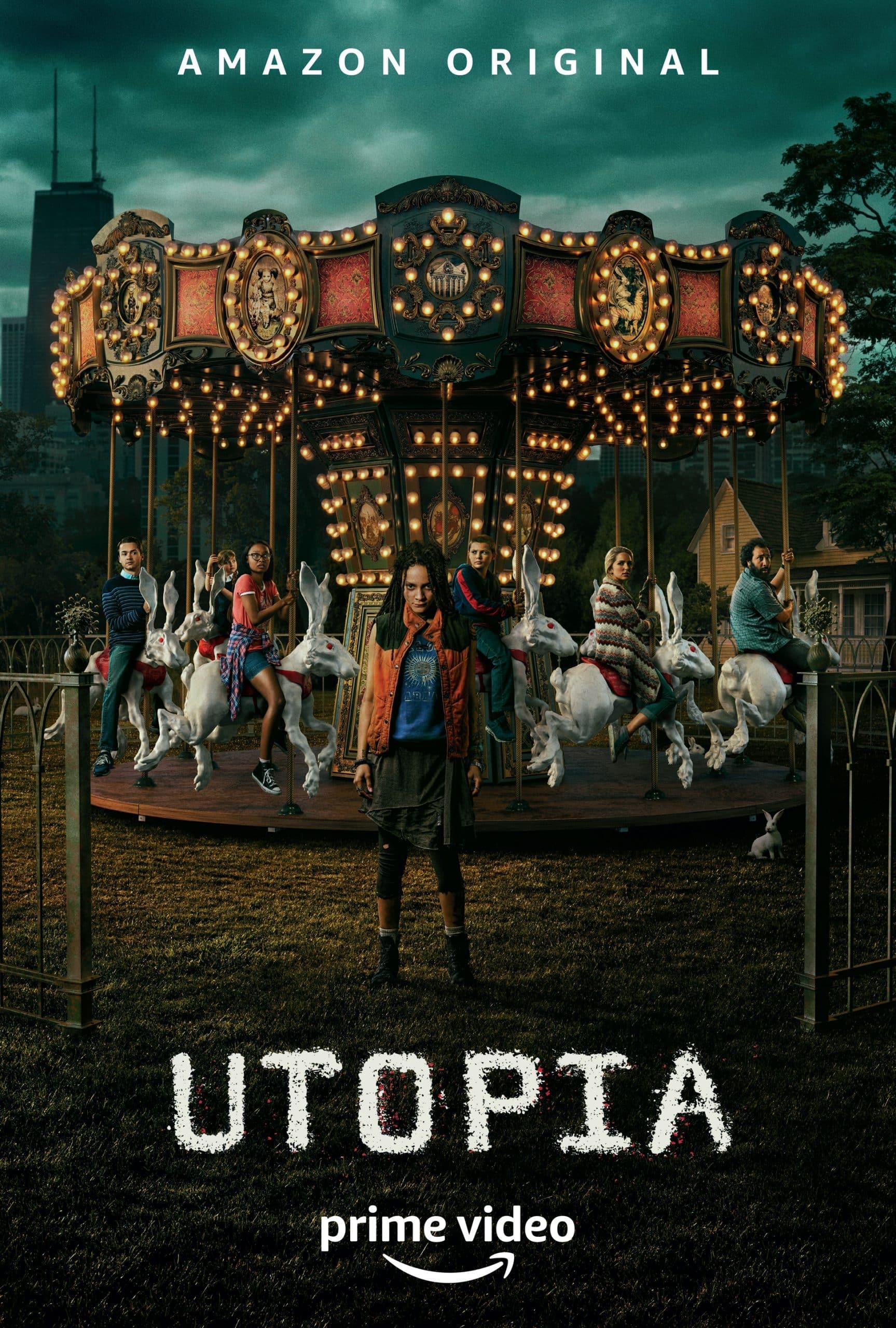 Utopia Season 1 (2020) ยูโทเปีย ปี1 ซับไทย EP1 – EP8 [จบ]