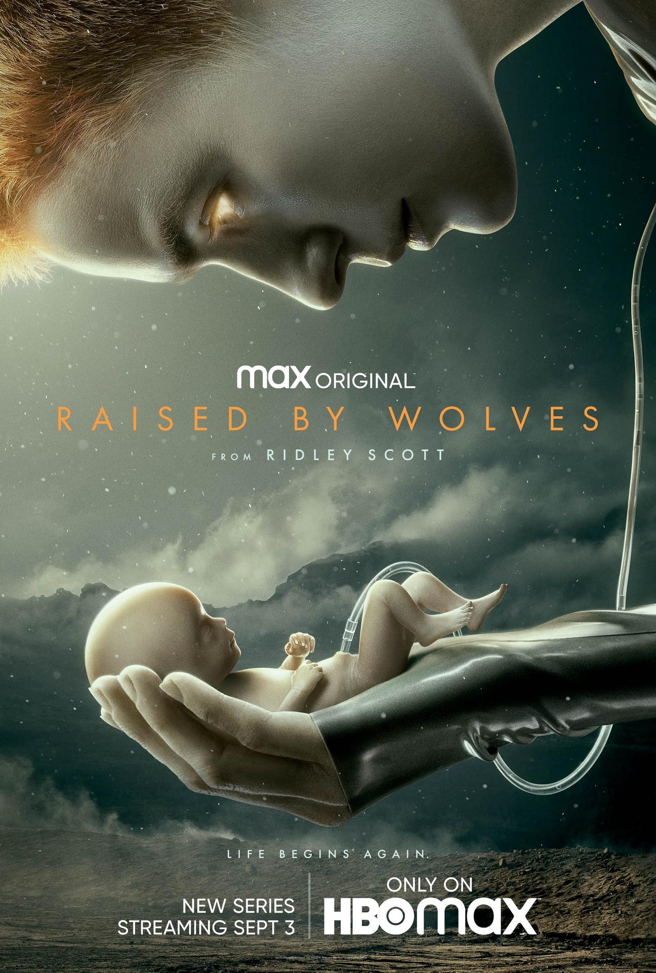 Raised by Wolves Season 1 (2020) ซับไทย EP1 – EP10 [จบ]