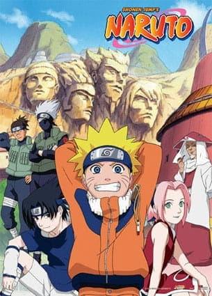 Naruto นารูโตะ นินจาจอมคาถา พากย์ไทย EP1 – EP220 [จบ]