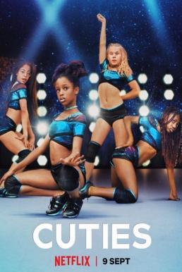 Cuties (2020) คิวตี้ สาวน้อยนักเต้น