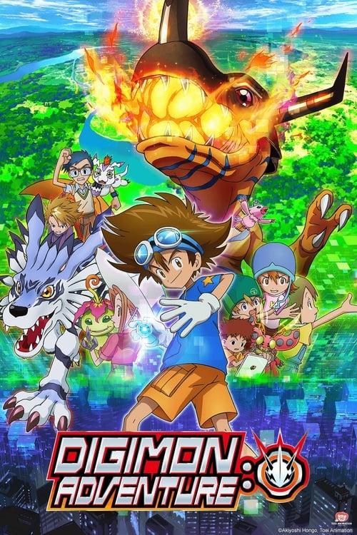 Digimon Adventure (2020) ดิจิมอน แอดเวนเจอร์ ซับไทย EP1 – EP34
