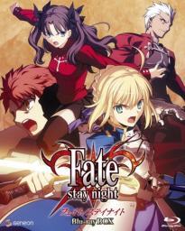Fate Stay Night มหาสงครามจอกศักดิ์สิทธิ์ พากย์ไทย EP1 – EP24 [จบ]