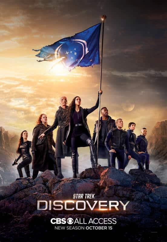 Star Trek: Discovery Season 3 (2020) สตาร์ เทรค ดิสคัฟเวอรี พากย์ไทย EP1 – EP13