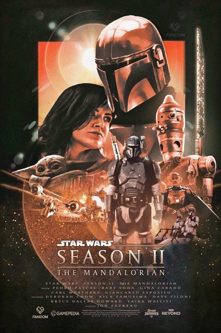 The Mandalorian Season 2 ซับไทย EP1 – EP5