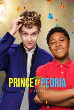 Prince of Peoria Season 1 (2018) เจ้าชายแห่งพีโอเรีย พากย์ไทย EP1 – EP8 [จบ]