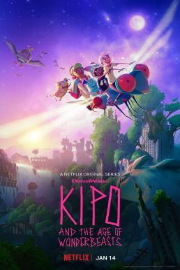 Kipo and the Age of Wonderbeasts คิโปกับยุคของวันเดอร์บีทส์ ภาค 1 พากย์ไทย EP1 – EP10 [จบ]