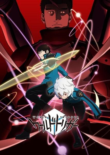 World Trigger 2nd Season เวิลด์ ทริกเกอร์ (ภาค2) ซับไทย EP1-EP8