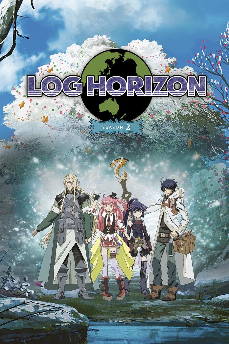 Log Horizon Season 2 ซับไทย EP1-EP25 [จบ]