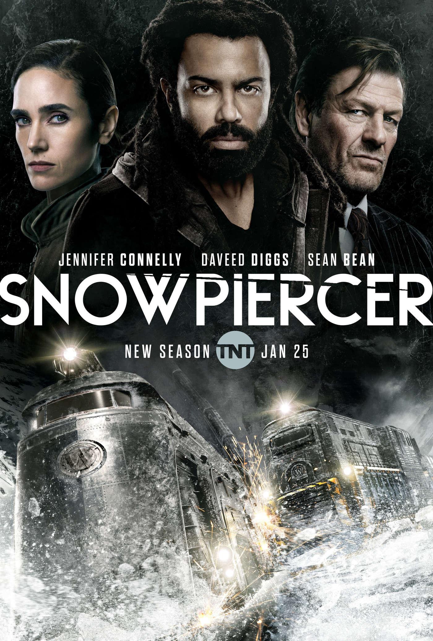 Snowpiercer Season 2 ซับไทย EP1-EP7