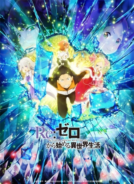 Re:Zero kara Hajimeru Isekai Seikatsu 2nd Season Part 2 ซับไทย EP1 – EP10