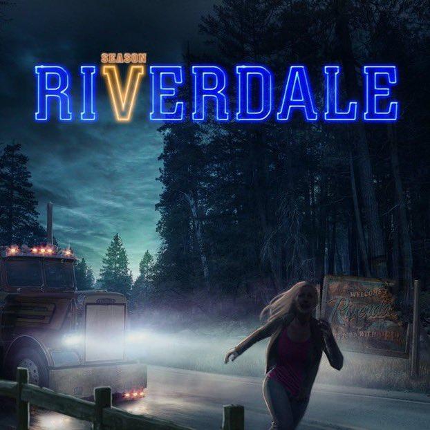 Riverdale Season 5 (2021) ริเวอร์เดล ปี5 พากย์ไทย EP1-EP7
