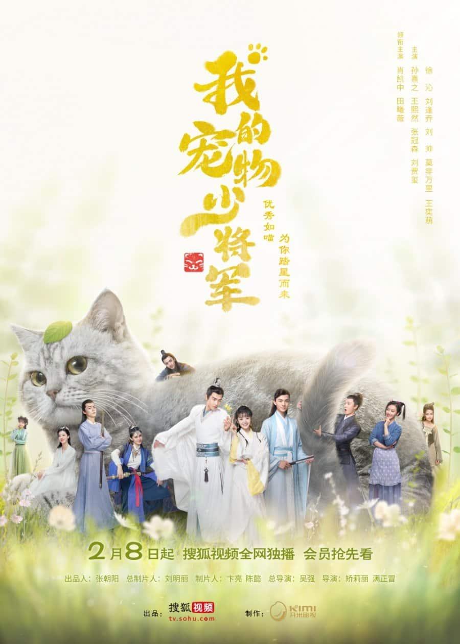 สัตว์เลี้ยงของข้าคือองค์ชายแมวเหมียว (2021) Be My Cat ซับไทย EP1-EP16