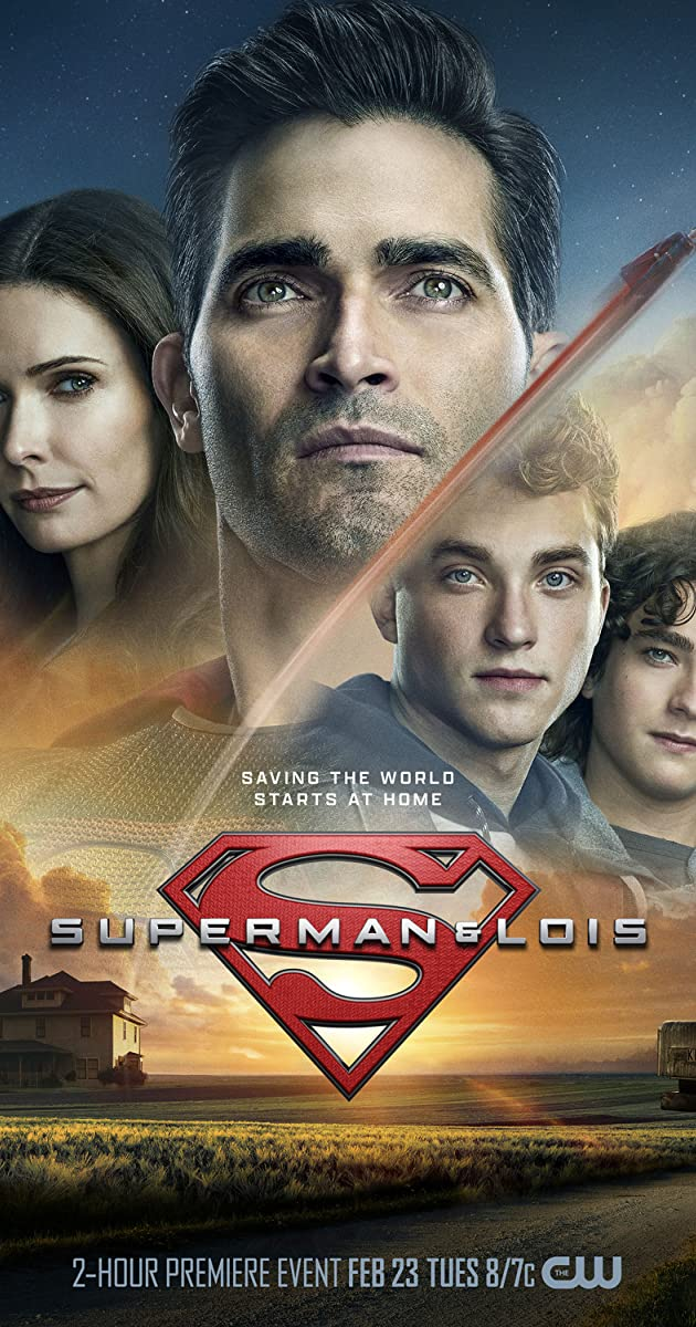 Superman and Lois Season 1 ซับไทย EP1-EP2