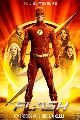 The Flash Season 7 ซับไทย EP1-EP7