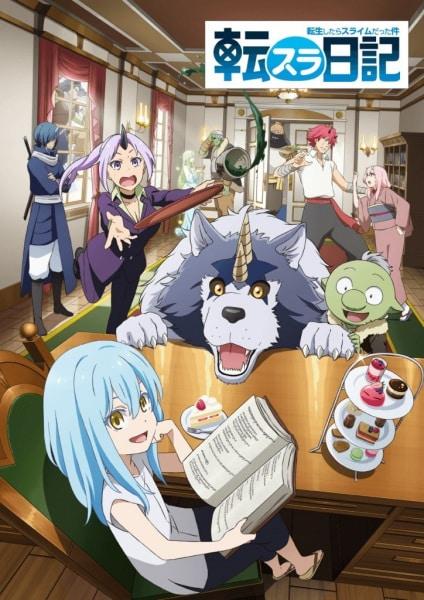 Tensura Nikki: Tensei shitara Slime Datta Ken ซับไทย EP1-EP12 [จบ]